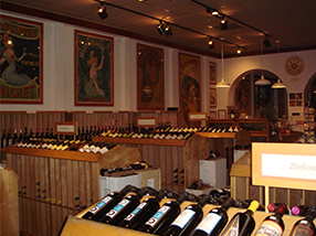 wine shop financing